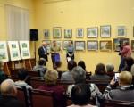 Выставка Игоря Хайкова «Прогулка» 16