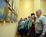 Выставка Игоря Хайкова «Прогулка» 22