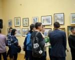 Выставка Игоря Хайкова «Прогулка» 24