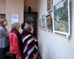 Выставка Владимира Алексеевича Евтухова «Вслед за солнцем». 1