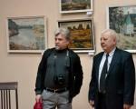 Выставка Владимира Алексеевича Евтухова «Вслед за солнцем». 28