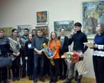 Выставка Владимира Алексеевича Евтухова «Вслед за солнцем». 32