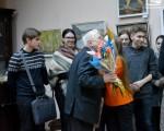Выставка Владимира Алексеевича Евтухова «Вслед за солнцем». 34