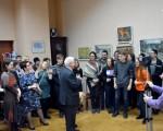 Выставка Владимира Алексеевича Евтухова «Вслед за солнцем». 36