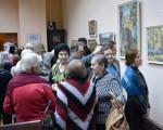 Выставка Владимира Алексеевича Евтухова «Вслед за солнцем». 40