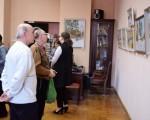 Выставка живописи Геннадия Тарских «Зимы застывшие мгновения» 16