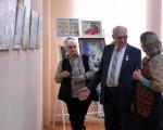 Выставка живописи Юлии Коба 8