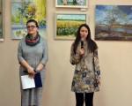 Выставка живописи Юлии Коба 11