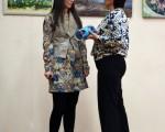 Выставка живописи Юлии Коба 13