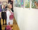 Выставка живописи Юлии Коба 14