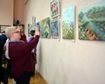 Выставка живописи Юлии Коба 18