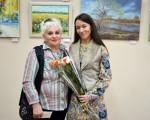 Выставка живописи Юлии Коба 20