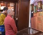 Выставка литых старообрядческих икон и складней 1