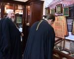 Выставка литых старообрядческих икон и складней 10