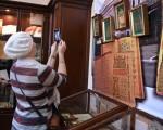 Выставка литых старообрядческих икон и складней 12