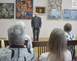 Выставка Ефима Миневицкого 7