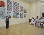 Выставка Галины Голубенко «Лоскут в интерьере» 3