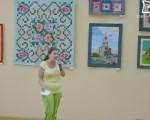 Выставка Галины Голубенко «Лоскут в интерьере» 4