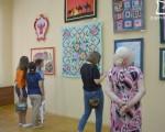 Выставка Галины Голубенко «Лоскут в интерьере» 9