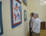 Выставка Галины Голубенко «Лоскут в интерьере» 10