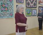 Выставка Галины Голубенко «Лоскут в интерьере» 14