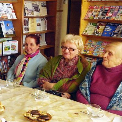 В клубе для людей зрелого возраста «Мудрость» поговорили о пенсиях
