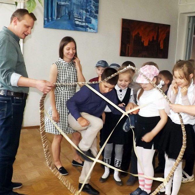 Экологический урок «Луговой оркестр»