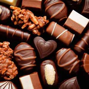 Всемирному дню шоколада посвящается или 9 безумно вкусных книг