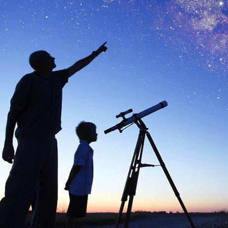 «Тротуарная астрономия». Наблюдение за Солнцем