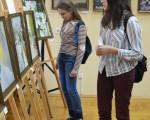 Открытие выставки живописи Геннадия Шуремова «Город над Сожем» 2