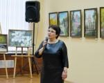 Открытие выставки живописи Геннадия Шуремова «Город над Сожем» 21