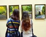 Открытие выставки живописи Геннадия Шуремова «Город над Сожем» 35