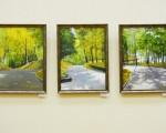 Открытие выставки живописи Геннадия Шуремова «Город над Сожем» 40