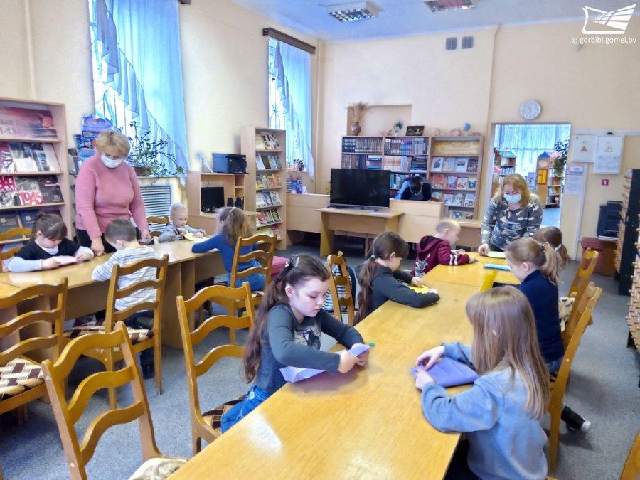Неделя детской и юношеской книги в городских библиотеках